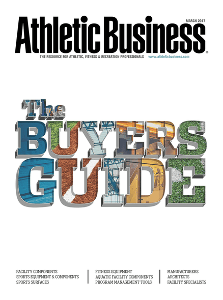 Athletic Business Buyers Guide