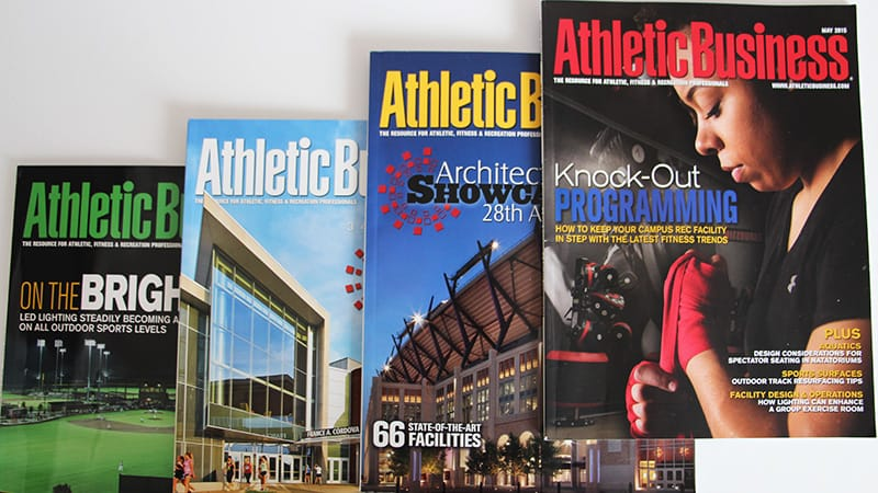 Athletic Business Trade Media Blog