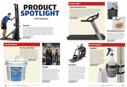 Athletic Business Product Spotlight
